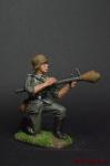 Немецки пехотинец с Фауст-патроном, 1944-45