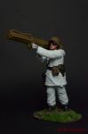 Немецкий солдат с Luftfaust-B