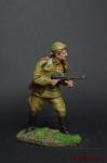 Гвардии старшина РККА, 1943-45
