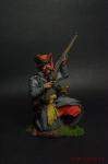 Сотник реестровых казаков, 16-18 вв - Оловянный солдатик коллекционная роспись 54 мм. Все оловянные солдатики расписываются художником вручную