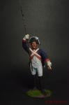 Наполеоновские войны - Оловянный солдатик коллекционная роспись 54 мм. Все оловянные солдатики расписываются художником вручную