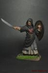 Монах-рыцарь, 12 век
