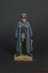 Офицер СС,1943-45 гг. - Оловянный солдатик коллекционная роспись 54 мм. Все оловянные солдатики расписываются художником вручную