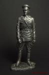Младший лейтенант ГБ в неуставной кожанной куртке,1937-40 90мм