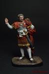 Флавий Велисарий, Византийский Полководец, 500-565 - Оловянный солдатик коллекционная роспись 54 мм. Все оловянные солдатики расписываются художником вручную