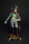 Наполеон Бонапарт 90 мм - Оловянный солдатик коллекционная роспись 90 мм. Все оловянные солдатики расписываются художником вручную