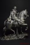 Германский рыцарь 90 мм - Оловянная миниатюра 90 мм