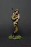 Они сражались за Родину - Оловянный солдатик коллекционная роспись 54 мм. Все оловянные солдатики расписываются художником вручную