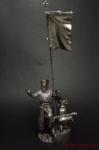 Крестоносцы. Епископ-воин 13 век