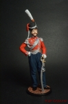 Командир Лейб-гвардии Казю плк граф Орлов-Денисов Россия 1813