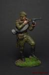 Автоматчик пехоты Красной Армии, 1943-45 гг. СССР