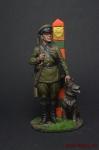 Младший сержант Пограничных войск НКВД, 1941 г. СССР