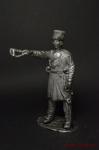 Урядник калмыцких полков 1812-1814