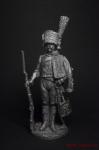 Рядовой полка Конных егерей Имп. гвардии. Франция, 1804-15