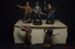 Набор оловянных солдатиков Ковбои