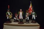 Набор оловянных солдатиков Суворов