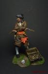 Капитан Уильям Кидд - Оловянный солдатик коллекционная роспись 54 мм. Все оловянные солдатики расписываются художником вручную
