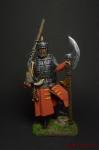 Выборный стрелец, 16 век - Оловянный солдатик коллекционная роспись 54 мм. Все оловянные солдатики расписываются художником вручную