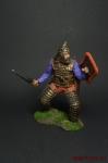 Знатный скифский воин, V-IV вв. до н. э.