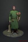 Средневековый мясник - Оловянный солдатик коллекционная роспись 54 мм. Все оловянные солдатики расписываются художником вручную