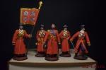 Набор оловянных солдатиков - Казаки