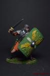 Тяжеловооруженный пехотинец, V Македонский легион, 1-2 вв