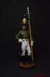 Унтер-офицер Лейб-гвардии Преображенского полка. Россия 1802-06