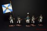Набор оловянных солдатиков Наполеоновские войны