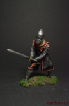 Рыцарь-тамплиер, 12 век