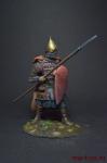 Русский тяжелый копейщик, 14 век