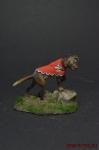 Средневековый пес - Оловянный солдатик коллекционная роспись 54 мм. Все оловянные солдатики расписываются художником вручную