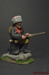 Казак - пластун - Оловянный солдатик коллекционная роспись 54 мм. Все оловянные солдатики расписываются художником вручную