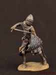 Итальянский рыцарь - Оловянный солдатик коллекционная роспись 54 мм. Все оловянные солдатики расписываются художником вручную