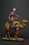 Мамелюк армии Наполеона в Египте - Оловянный солдатик коллекционная роспись 54 мм. Все оловянные солдатики расписываются художником вручную