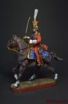 Генерал Винцент Красинский Польский Французский. и Русский генер - Оловянный солдатик, роспись 54 мм. Все оловянные солдатики расписываются художником вручную
