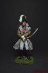 Маршал Ней - Оловянный солдатик, роспись 54 мм. Все оловянные солдатики расписываются художником вручную