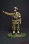 Капрал военной полиции, 1942 - Оловянный солдатик, роспись 54 мм. Все оловянные солдатики расписываются художником вручную