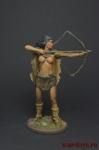 Миры Фэнтези: Венера палеолита - Оловянный солдатик коллекционная роспись 54 мм. Все оловянные солдатики расписываются художником вручную