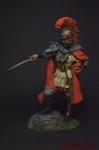 Командир армии Ганнибала, 218-201 75 мм - Оловянный солдатик коллекционная роспись 75 мм. Все оловянные солдатики расписываются художником вручную
