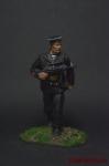 Морской пехотинец - Оловянный солдатик коллекционная роспись 54 мм. Все оловянные солдатики расписываются художником вручную