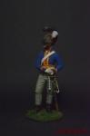 Рядовой тяжелой кавалерии, Великобритания 1810-15 - Оловянный солдатик коллекционная роспись 54 мм. Все оловянные солдатики расписываются художником вручную