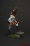 Австрийский гренадер - Оловянный солдатик коллекционная роспись 54 мм. Все оловянные солдатики расписываются художником вручную