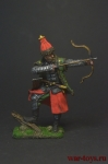 Хан Хакк-Назар - Оловянный солдатик коллекционная роспись 54 мм. Все оловянные солдатики расписываются художником вручную