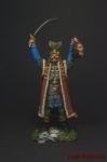 Граф Дракула - Оловянный солдатик коллекционная роспись 54 мм. Все оловянные солдатики расписываются художником вручную