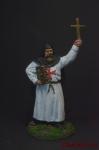 Брат-лекарь - Оловянный солдатик коллекционная роспись 54 мм. Все оловянные солдатики расписываются художником вручную
