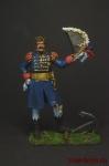 Мюрат в форме адмирала флота. 1811 - Оловянный солдатик коллекционная роспись 54 мм. Все оловянные солдатики расписываются художником вручную