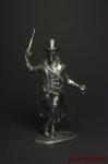 Стимпанк Чумной доктор стимпанк - Оловянный солдатик. Чернение. Высота солдатика 54 мм