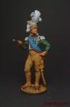 Король Неаполитанский, маршал Франции Иоахим Мюрат. 1810-12 г.г. - Оловянный солдатик коллекционная роспись 54 мм. Все оловянные солдатики расписываются художником вручную