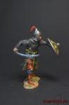 Татарский воин, 16-17 вв. - Оловянный солдатик коллекционная роспись 54 мм. Все оловянные солдатики расписываются художником вручную