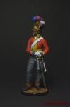 Рядовой тяжелой кавалерии, Великобритания 1810-15 - Оловянный солдатик коллекционная роспись 54 мм. Все фигурки расписываются художником вручную